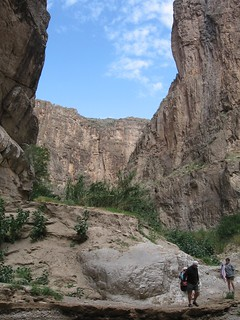Big Bend - Santa Elena Canyon