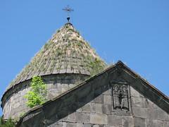 Dome of Sanahin Monastery (Alexanyan) Tags: church kirche christian chiesa monastery armenia orthodox eglise armenian caucasia հայաստան hayasdan եկեղեցի հայ առաքելական սուրբ