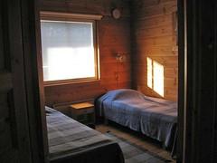 Puumerkki Cottage Bedroom