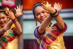 Bangkok, Thailand 2014 (drburtoni) Tags: thailand dance bangkok ethnic silom