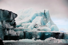 Spitsbergen (Jenny van Leeuwen Fotografie) Tags: ice landscape spitsbergen