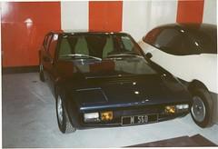 Matra-Simca M560 U-8 c.late 1970s (andreboeni) Tags: auto classic car french voiture prototype francais bagheera simca u8 matra m560