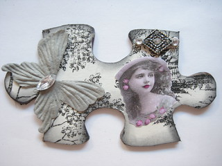 Altered Puzzle Piece