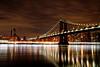 Manhattan Bridge (Mr.Anthony83) Tags: ny bridge skyline manhattan night top20bridges