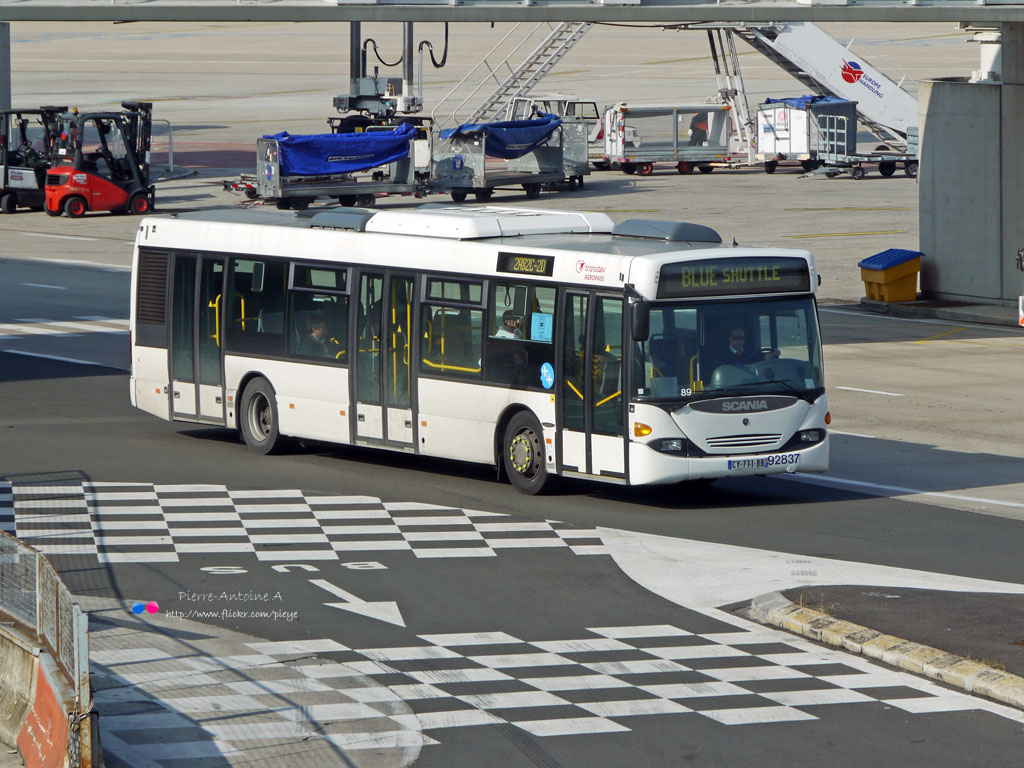 The world 39 s best photos of airfrance and bus flickr hive - Bus roissy paris ...
