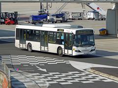 Scania Omnicity - ADP (Aropass 92837) (Pi Eye) Tags: paris bus ledefrance autobus airfrance scania roissy cdg adp aroport stif transdev omnicity aeropass