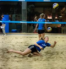PC273441 (roel.ubels) Tags: beach sport beachvolleyball volleyball aalsmeer volleybal thebeach nk 2014 beachvolleybal topsport kwalificatie