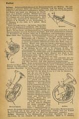 "Orchester- und Soloinstrumente aus ""Schlag nach"" 1939 (Hans-Michael Tappen) Tags: horn tuba helikon posaune collectionhansmichaeltappen schlagnach1939 orchesterundsoloinstrumente worthknowingfactsfromalrealms1939"