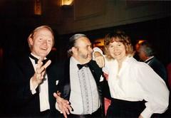 Roger Matthews, Vosper Arthur & Jane Sayle
