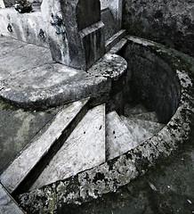 creepy stairs (alex.gan) Tags: scale cemetery stairs creepy genova cimitero inquietante staglieno