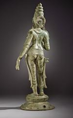 The Hindu Goddess Bhudevi LACMA M.70.5.3 (6 of 8) (Fæ) Tags: wikimediacommons bhudevi imagesfromlacmauploadedbyfæ sculpturesfromindiainthelosangelescountymuseumofart