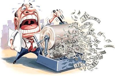 Dolar Merangkat Naik Jelang Peluncuran QE