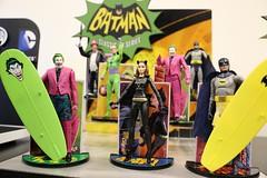 Matty Collector - New York Toy Fair 2015 (insidethemagic) Tags: newyork dc wrestling batman mattel wwe heman toyfair mastersoftheuniverse megablox 2015 mattycollector monsterhigh