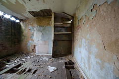 Abandoned room 4 of 25 (littleweed1950) Tags: abandoned room wideangle lincolnshire derelict dilapidated