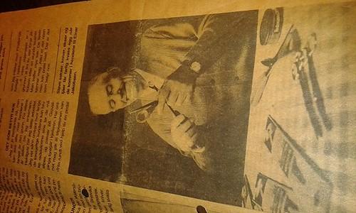 "Min bestefar Einar Jakobsen fra Hjartøya ble interjuvet i Nordlandsposten i 1979. <a style=""margin-left:10px; font-size:0.8em;"" href=""http://www.flickr.com/photos/110173116@N08/16473349211/"" target=""_blank"">@flickr</a>"