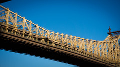 A Man's Reach Should Exceed His Grasp  59th Street Bridge (Jeffrey) Tags: nyc newyork highway north highways 59thstreetbridge robertmoses thisisnewyork