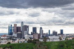 View of DTLA from Dodger Stadium (SteveWillard) Tags: california sky cloud building nature skyline architecture clouds floors skyscraper canon buildings la losangeles downtown doors cityscape zoom structures telephoto socal 7d highrise rays downtownla southerncalifornia dtla cloudporn lightroom zoomlens goldenstate dodgerstadium 90012 downtownlosangeles steelframe chavezravine losangelescounty baseballpark adobelightroom fourwalls canonef24105mm telephotozoom eos7d loadbearingwalls stevewillard canon7dmarkii lightroom57 9128b002 elysianparkave