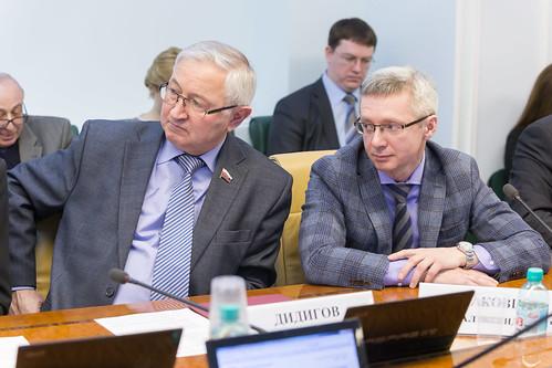 Мухарбек Дидигов и Олег Казаковцев