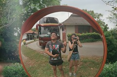 Istana Woodneuk (Mao Shuang) Tags: house abandoned film 35mm singapore haunted istana woodneuk