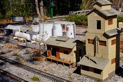 Model (RW Sinclair) Tags: railroad museum train fuji florida rail velvia fujifilm locomotive milton x100 xtrans x100t