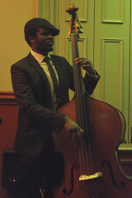 Clark Tracey Quintet (2015) 09 - Daniel Casimir