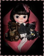 Tiny bear ♥