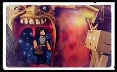 Through the vortex (karmenbizet73) Tags: vortex art toys photography flickr toystory eyespy danbo 59365 danboard danbolove toysunderthebed 2015365photos