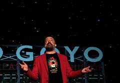 Goyo Jimnez (picuetarl) Tags: up real stand ciudad os comedian digo env goyo jimnez goyojimnez erdad