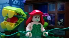 Poison  Ivy (AJV777) Tags: plants comic lego character ivy disney legos batman minifig minifigs poison custom doo scooby customs minifigure moc figbarf