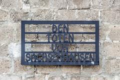 Berlijn2016-76 (A. Kornegoor) Tags: berlin monument wall holocaust charlie fernsehturm tor brandenburger concentrationcamp muur checkpoint sachsenhausen berlijn holocaustmonument concentratiekamp berlijnse
