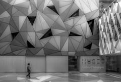 Cuestin geomtrica (Carhove) Tags: architecture arquitectura museo museum people streetphoto street geometra