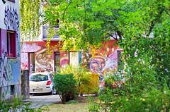 Berlin 2015 - 295 Schlesische Strae (paspog) Tags: schlesische strase berlin allemagne germany deutschland tags fresque fresques mural murals graffitis