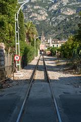 Soller (Comte78) Tags: city sun train montagne soleil sierra ruelle rue mallorca palma eglise ville soller tramuntana mediterrane majorque
