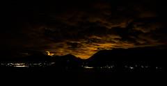 20160626 - Lago Maggiore di notte (HQ) 10 (DAVIDE SPAGNA SPD) Tags: moon lake night lago nikon italia luna d750 maggiore numb notturno 2470mm nighting tamaron