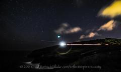 Oahu 2016 (reflective perspicacity) Tags: hawaii oahu honolulu waimanalo kailua lanikaibeach longexposure nightshot tripod nikond300 summer july2016 vacation hawaiianvacation