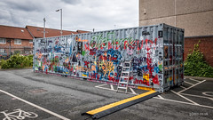 ADP Riot Tour (mobilevirgin) Tags: art liverpool fuji hdr biennial x30 jimmycauty adpriottour