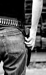 (Donald Palansky Photography) Tags: guns sonyslta99v gunbelt bullets donaldpalansky 70200mmf28 western