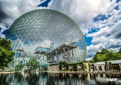 Biosphre (www.yravaryphotoart.com) Tags: museum landscape montral muse paysage hdr canonefs1022mmf3545usm biosphre ilestehlne canon7d yravaryphotoart yravaryphotoartcom