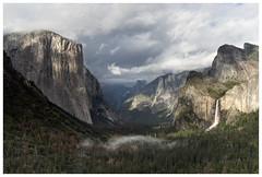 Classic Tunnel View - Yosemite (Otis335) Tags: yosemite tunnelview colour usa clouds
