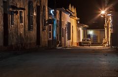 Trinidad at Night (Mitch Ridder Photography) Tags: cuba cuban island islandofcuba caribbean caribbeanisland largestcaribbeanisland trinidad mountaintown color colorfulltrinidad nightphotography night trinidadstreet