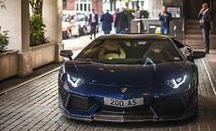 AV (Sorin B. VHS) Tags: blue london italian knightsbridge bull carbon lamborghini supercar roadster sloane hypercar aventador lp700 lp760