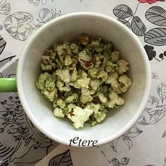 video: receta de palomitas de matcha https://youtu.be/MrZGWD_jKiQ (Tetere Barcelona) Tags: palomitassaladas saltpopcorns maccha matcha crispetesdeteverd greenteapopcorns palomitasdematcha palomitas crispetes popcorn popcorns