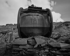 Sulitjelma #01 (Bjørn Joachimsen) Tags: nordland 5x4 fauske industri 4x5 flickr 100tmx filmisnotdead sulitjelma abandoned film monochrome grayscale mono bw largeformat tmax100 blackwhite decay storformat industry kodak bjørnjoachimsen