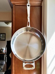 Cuisineart frying pan (Adrian Cooke) Tags: stuff france cuisineart frying pan kitchen central upstate new york