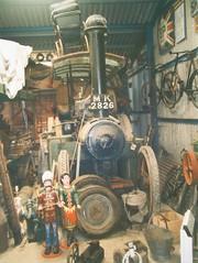 MK 2826 1925 Wallis & Stevens road loco (John Wakefield) Tags: mk2826 wallis stevens steam loco