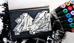 Love the lines / Sketchbook 2016 (adelone2wh) Tags: graffiti graffitiart abstract style letters lettering handmade handstyle handpainted lines artgallery sketch drawing illustration architectural sketchbook graffuturism adel1 adelone2wh adelone