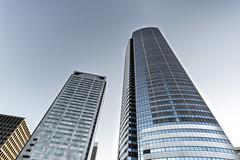 Union Square (tomas.restrepo) Tags: architecture building city seattle towers unionsquare
