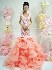 New Dress for sell EFDD (eifel85, eifel doll dress) Tags: poppy parker irresistible in india collection at 1965 international fair 2013