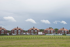 For each a cloud (marktmcn) Tags: northumberland houses warkworth clouds one each above rooftops roofs cloudy sky semidetached d610 nikkor 28300mm