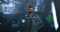 Dark Times in the Bright Future (The Gentleman Dystopic) Tags: secondlife insilico cyberpunk swag bag lb bade deadwool scifi dystopia futurescape